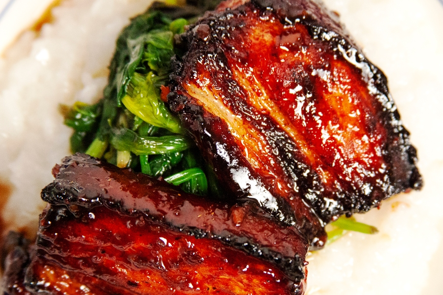 Char Siu Pork Belly Recipe; 叉燒  Cantonese Yale: Chāsīu