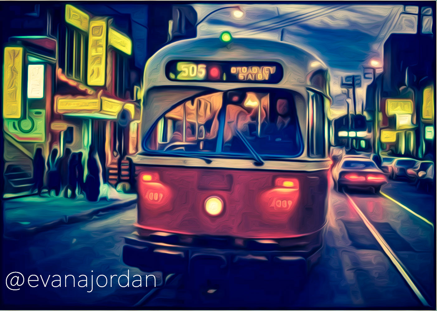 dundas-streetcar