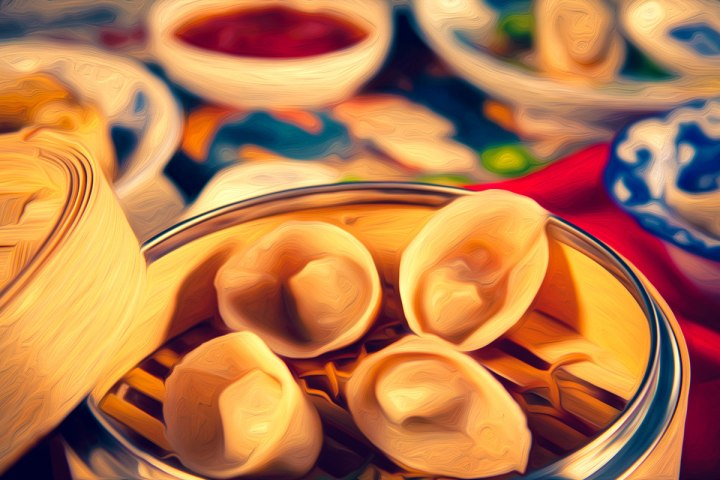 steamed-wontons